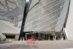 Louis Vuitton Foundation photo libre de droits