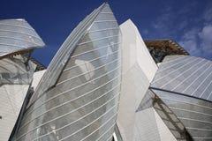 Louis Vuitton Foundation Imagenes de archivo