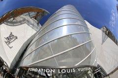 Louis Vuitton Foundation Fotos de archivo