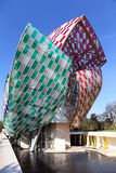 Louis Vuitton Foundation Paris Stock Photos
