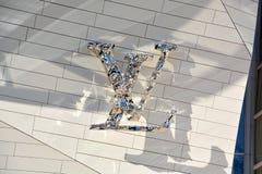 Louis Vuitton Foundation Stock Images