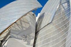 Louis Vuitton Foundation Stock Photo