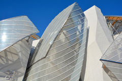 Louis Vuitton Foundation Royalty Free Stock Photography