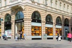 Louis Vuitton Helsinki Store, Finland Stock Image