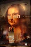 Louis Vuitton Leonardo da Vinci Bag Imágenes de archivo libres de regalías