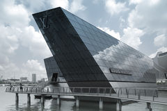 Louis Vuitton at Marina Bay Sands. Stock Image