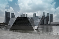 Louis Vuitton at Marina Bay Sands Royalty Free Stock Photos