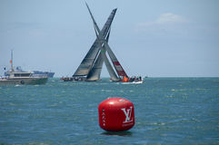 Louis Vuitton Match Racing Pacific Series 6 Stock Photos