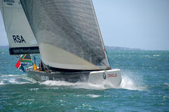 Louis Vuitton Match Racing Pacific Series Royalty Free Stock Images