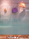 Louis Vuitton shop Stock Photo