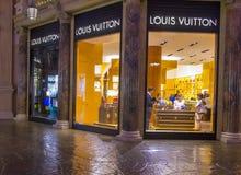 Louis Vuitton store Stock Photo