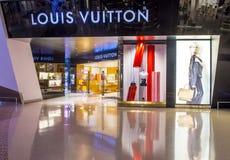 Louis Vuitton store Stock Image