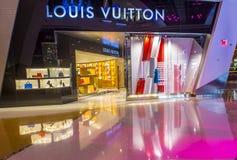 Louis Vuitton store Stock Images
