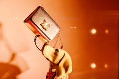 Louis Vuitton store. Royalty Free Stock Photo