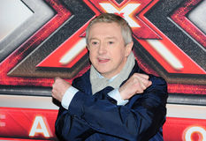 Louis Walsh Fotografie Stock