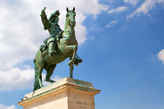 Louis XIV Royalty Free Stock Photo