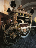 Louis XV νεκρική μεταφορά στο παλάτι των Βερσαλλιών Στοκ φωτογραφίες με δικαίωμα ελεύθερης χρήσης