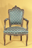 Louis XV armchair bis Royalty Free Stock Photography