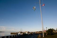 Louisbourg Harbor - Nova Scotia - Canada Royalty Free Stock Photography