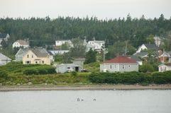 Louisbourg - Nova Scotia Royalty Free Stock Photos