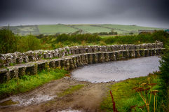 Louisburgh bro Royaltyfri Bild