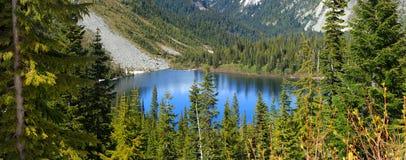 Louise lake Royalty Free Stock Photography