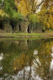 Louise Marie Park in Namur. Wallonia. Belgium Stock Photos