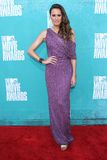 Louise Roe at the 2012 MTV Movie Awards Arrivals, Gibson Amphitheater, Universal City, CA 06-03-12 Stock Photo