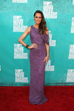 Louise Roe arriving at the 2012 MTV Movie Awards Royalty Free Stock Image