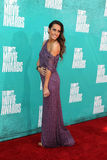 Louise Roe arriving at the 2012 MTV Movie Awards Stock Images