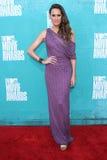 Louise-Rogen am MTV-Film 2012 spricht Ankünfte, Gibson Amphitheater, Universalstadt, CA 06-03-12 zu Stockfoto