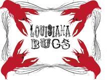 Louisiana Bugs Royalty Free Stock Images