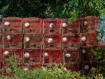 Free Louisiana Crab Traps Royalty Free Stock Photos - 30714868
