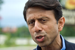 Louisiana Governor Bobby Jindal Stock Image