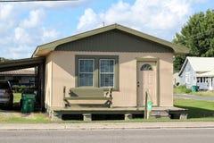 Louisiana-Haus stockfotos