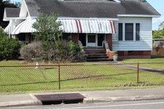 Louisiana-Haus stockbild