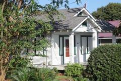 Louisiana-Haus lizenzfreie stockfotos