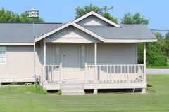 Louisiana-Haus lizenzfreie stockbilder