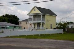 Louisiana hus Arkivfoton