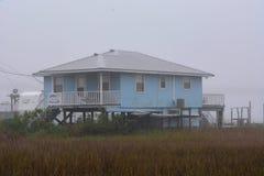 Louisiana hus Arkivbild