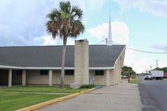 Louisiana-Kirche stockfotografie