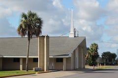 Louisiana-Kirche stockfoto