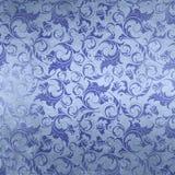 Louisiana Life New Orleans Culture Parchment Damask Wallpaper Background. Pattern Scrapbook Paper Backdrop vector illustration