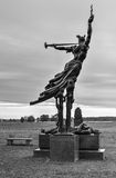 Louisiana Memorial Monument, Gettysburg, PA Royalty Free Stock Image