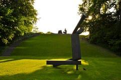 Louisiana MOMA, Denmark Royalty Free Stock Photos