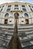 Louisiana-Oberstes Gericht, das Front New Orleans-LA errichtet Stockbild