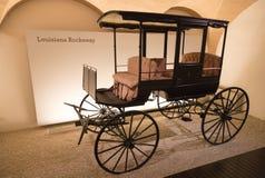 Louisiana Rockaway Carriage Stock Photo