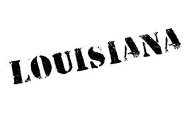 Louisiana rubber stamp Royalty Free Stock Photography
