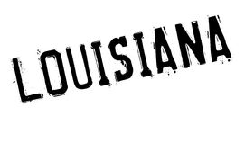 Louisiana rubber stamp Royalty Free Stock Photo