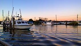 Louisiana Shrimp Boats Royalty Free Stock Images
